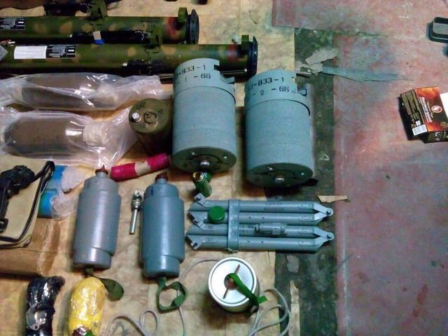 Группа террористов задержана в Харькове