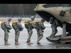 Американские военные инструкторы прибыли в Украину