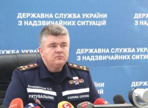 Бывший главный спасатель Украины вышел на свободу под залог