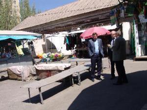 Запорожские дачники игнорируют коммунальные рынки