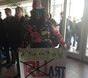 Как в Запорожье Россию агрессором признавали