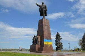 Запорожские Ленин и Дзержинский могут поселиться в музее тоталитаризма