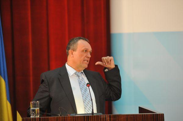 Подозреваемый экс-стажер запорожского губернатора Алексей Литвин: