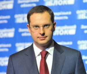 Запорожскую областную организацию «Оппозиционного блока» возглавил Ростислав Шурма