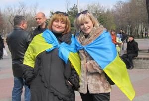 В комиссию по скандальному вопросу детского питания вошли активистки запорожского Майдана