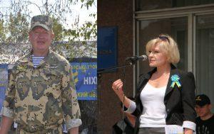 В Запорожье разгорелся скандал с участием Самообороны и активистов Майдана