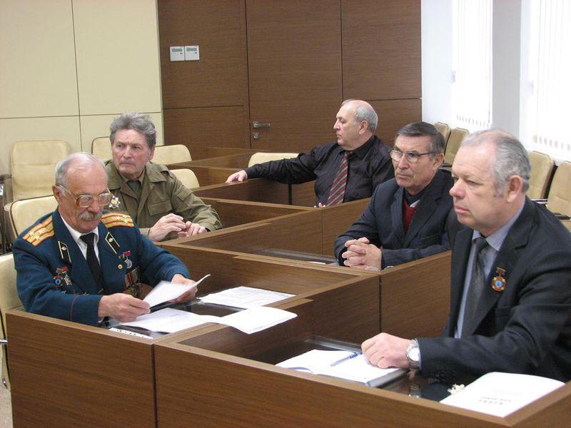 Запорожские чернобыльцы грозят власти акциями протеста