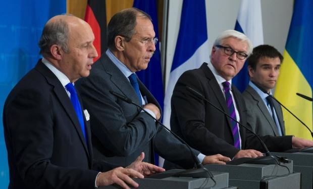 «Нормандсткая четверка» завершила переговоры - итоговое заявление