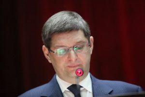 Виталий Ковальчук: в борьбе против коррупции пленных брать не будем