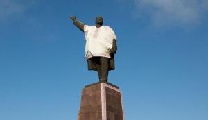 В Запорожье власть готовится к ликвидации символов коммунизма технически и морально