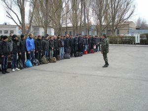 В пятую волну мобилизации в армию планируется призвать  1200 запорожцев