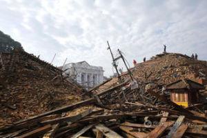 Количество жертв землетрясения в Непале превысило четыре тысячи человек