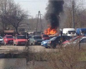 На выходных запорожским спасателям прибавилось работы: взрыв в Запорожье, бытовые пожары в области