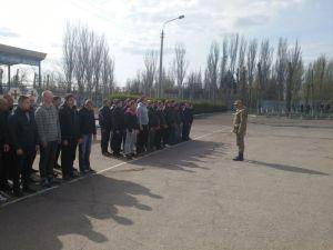 В рамках весеннего призыва украинскую армию пополнят 900 запорожцев