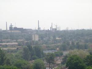 Запорожская область теряет темпы промышленного производства