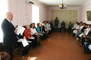 Запорожцев возмутили планы власти по реорганизации детского санатория