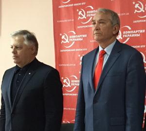 Запорожский коммунист рассказал, что Симоненко делал в России