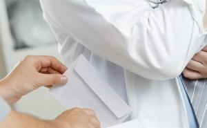 В Запорожской области на взятке попались медики из родильного отделения