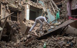 Новое землетрясение в Непале: 36 погибших