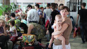 Половина переселенцев в Запорожской области - это инвалиды и пожилые люди