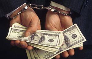 Милиция официально заявила о поимке коррупционеров