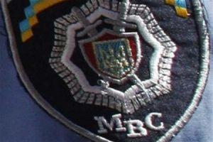 Запорожская милиция просит не вовлекать ее в политические разборки