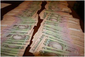 У линии разграничения задержали контрабандиста с деньгами