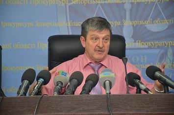 «Правый сектор» обвинил облпрокурора Шацкого в политической провокации