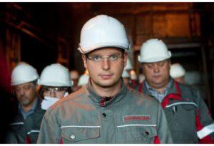 Ростислав Шурма заявил о давлении на «Запорожсталь» со стороны власти