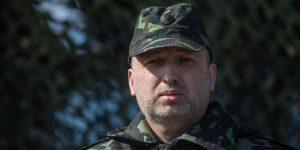 Турчинов: Украина никогда не будет поставлять комплектующие для оружия агрессора