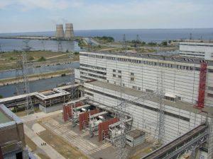 Автоматическая защита вывела из сети блок на Запорожской атомной станции