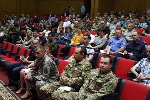 Вернувшись с войны, запорожские участники АТО получили от государства помощь по 875 гривен