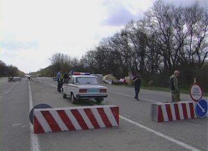 На майские праздники в Запорожской области разоружали гостей и жителей региона