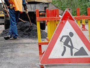В Запорожской области 40% дорог залатали ямочным ремонтом