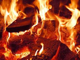 Бойцы МЧС в Вольнянске потушили пожар и спасли человека