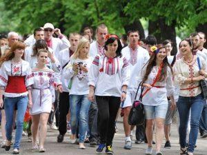 В Запорожье началась подготовка к Маршу вышиванок