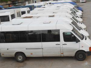В Запорожской области пассажироперевозчики проигнорировали четверть конкурсных предложений на автобусных маршрутах