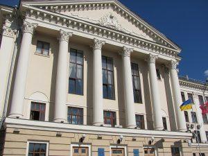 Запорожские рыночники сегодня намерены продолжить акции протеста под мэрией