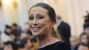 От сердечного приступа скончалась легендарная балерина Майя Плисецкая