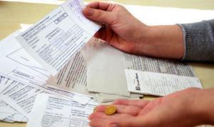 Полтора миллиона украинцев не могут оплатить коммуналку