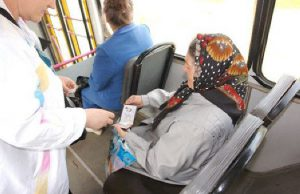 Власть передумала и оставила бесплатный проезд в общественном транспорте для пенсионеров