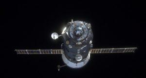 Российский космический корабль сгорел в плотных слоях атмосферы