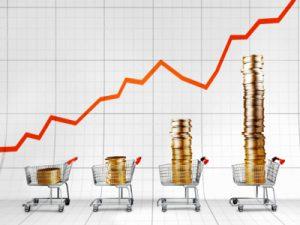 Запорожская область в тройке областей с самым низким уровнем роста цен