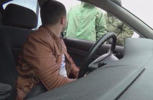 Активист «Дорожного контроля» схлестнулся  на блокпосту с добровольцами «Хортицкого полка»