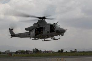 В Непале найдены останки спасательного вертолета США