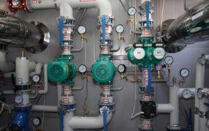 В Запорожье в мае на 128 домах  установлены бесплатные счетчики тепла