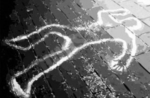 В Запорожье произошло жестокое убийство молодого парня