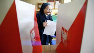 В Польше на выборах президента побеждает оппозиционер - экзит-полл