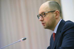 Украина получит кредит 500 млн. евро на мероприятия по энергоэффективности - Яценюк