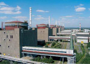 Запорожскую атомную станцию проинспектировали иностранные эксперты